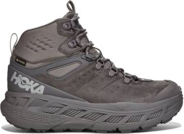 Hoka One One Stinson Mid GTX - Dark Gull Grey/Drizz (DGGD)