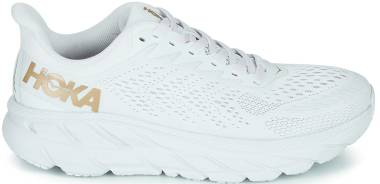 Hoka One One Clifton 7 - White (WGEG)