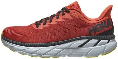 Hoka One One Clifton 7 - Red (CLBLC)