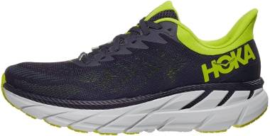 Hoka One One Clifton 7 - Odyssey Grey/Evening Primrose (OGEP)