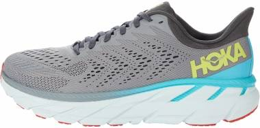 Hoka One One Clifton 7 - Grey (WDDS)