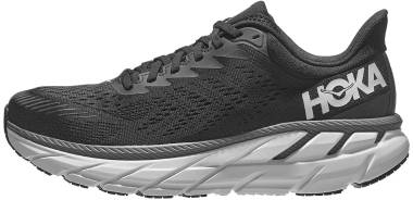 Hoka One One Clifton 7 - Black (BWHT)