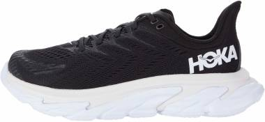 Hoka One One Clifton Edge - Black (BWHT)