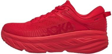 Hoka One One Bondi 7 - Red (HRRB)