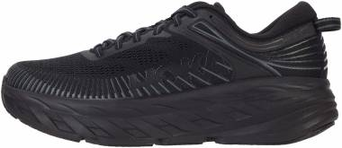 Hoka One One Bondi 7 - Black (BBLC)