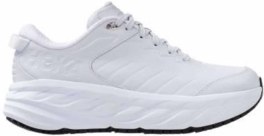 Hoka One One Bondi SR - White (WHT)