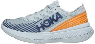 Hoka One One Carbon X-SPE - White/Blue Ice (PABOP)