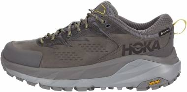 Hoka One One Kaha Low GTX - Grey (CGGS)