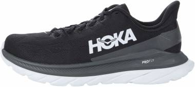 Hoka One One Mach 4 - Black/Dark Shadow (BDSD)