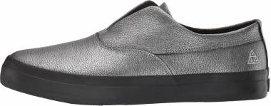 HUF Dylan Slip-On - Silver Metal (VC00053050)