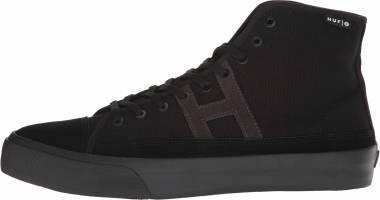 HUF Hupper 2 Hi - Black (VC00055001)