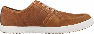 Hush Puppies Hanston Roadside - Tan Leather (HM01375236)