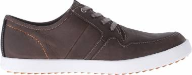 Hush Puppies Hanston Roadside - Taupe Leather