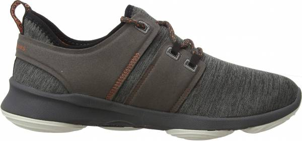 Hush Puppies Geo Brown (Brown (Dark Grey Heather Dark Grey Heather) Dark Grey Heather)