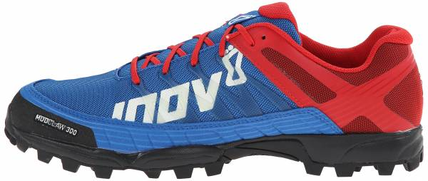 Inov-8 Mudclaw 300 men blue/red