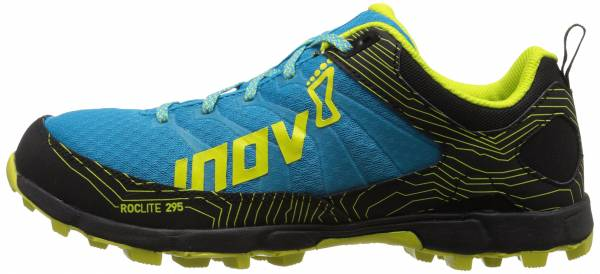 Inov-8 Roclite 295 men blue/black/lime