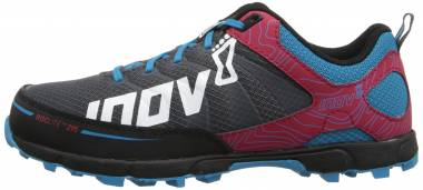 Inov-8 Roclite 295 - Grey/Berry/Blue