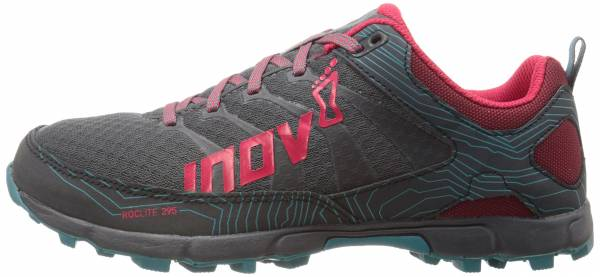 Inov-8 Roclite 295 woman grey/berry/teal