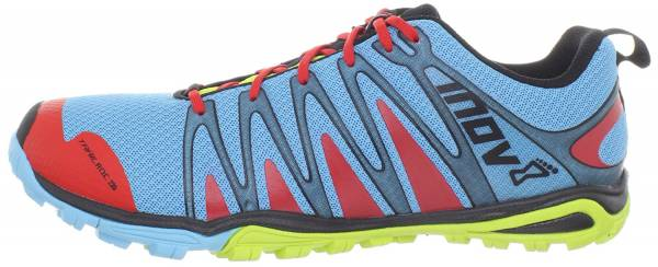 Inov-8 Trailroc 235 - Aqua/Lime/Red