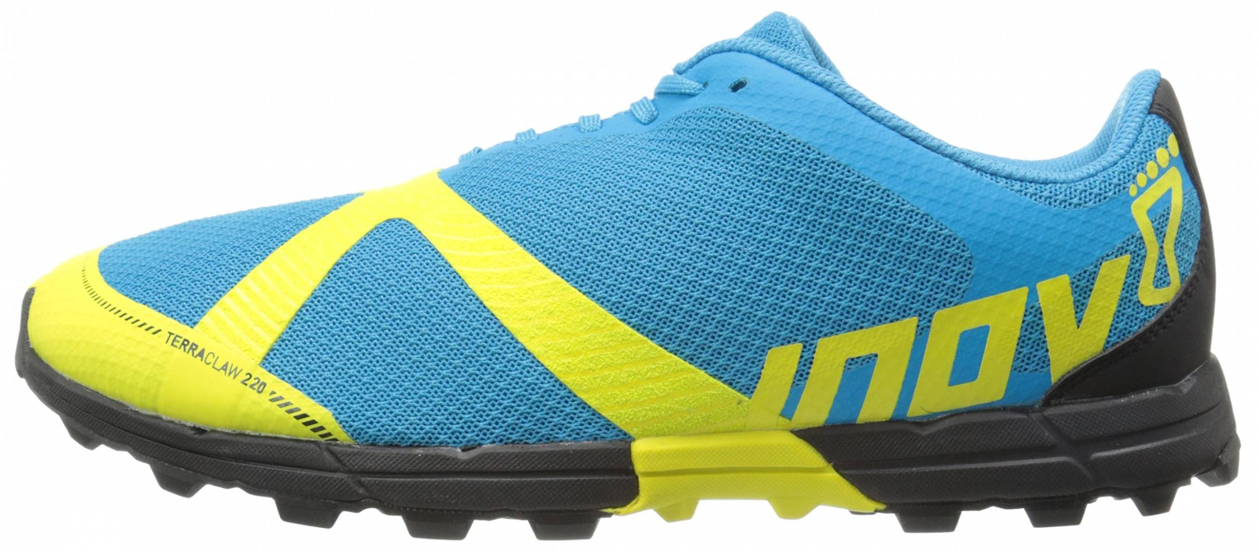 Review of Inov-8 Terraclaw 220