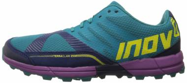 Inov-8 Terraclaw 250 - Teal/Navy/Purple