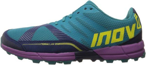 Inov-8 Terraclaw 250 woman teal/navy/purple