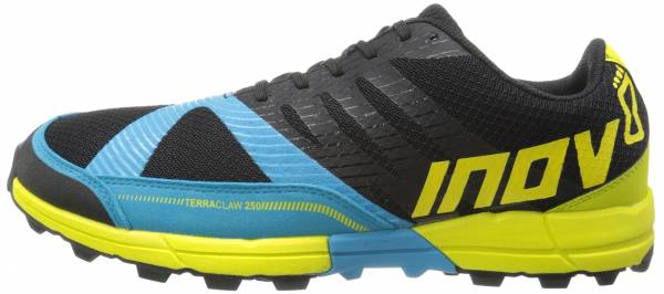Inov-8 Terraclaw 250 - Black/Blue/Lime