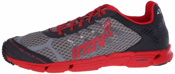 Inov-8 Road-X-Treme 250 - Grey/Black/Red (5054167435)