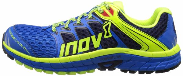 Inov-8 Roadclaw 275 Blue/Lime/Navy