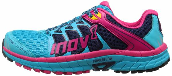 Inov-8 Roadclaw 275 woman blue/navy/berry
