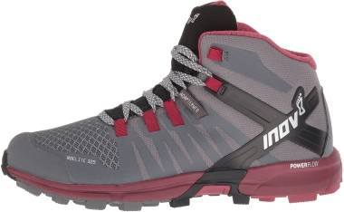 Inov-8 Roclite 325 - Dark Grey/Dark Red (000559DGDRM)