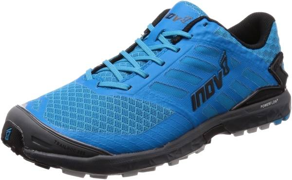 Inov8 Trailroc 285 Mens Blue Trail Running Sports Shoes Trainers Sneakers