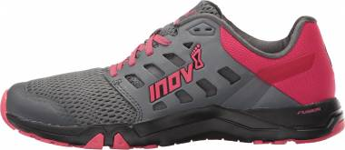 Inov-8 All Train 215 - Dark Grey/Pink/Black