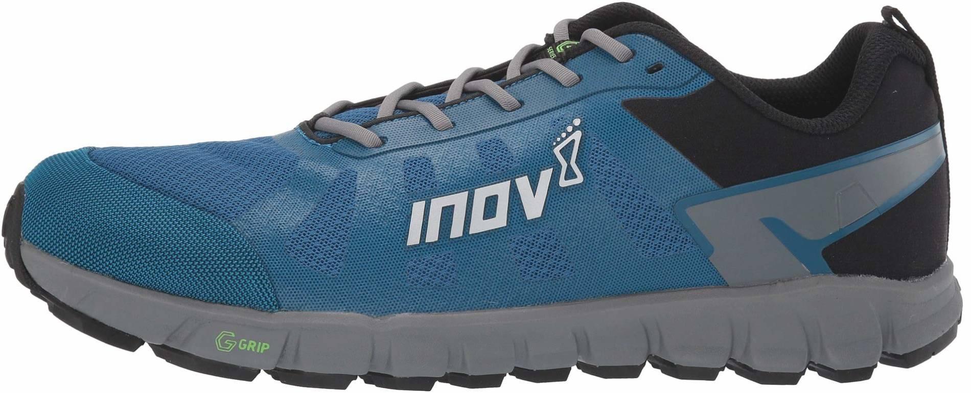 Blue Inov8 TerraUltra 260 Mens Trail Running Shoes