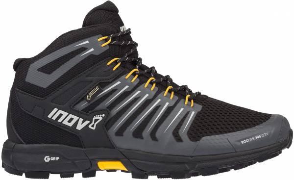 Inov-8 Roclite G 345 GTX - Black/Yellow (000802BKYW)