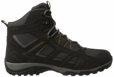 Jack Wolfskin Vojo Hike Mid Texapore Grey Men