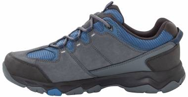 Jack Wolfskin Mtn Attack 6 Texapore Low - ocean wave (4017581588)