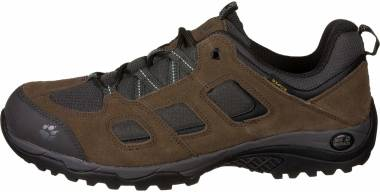 Jack Wolfskin Vojo Hike 2 Texapore Low - Dark Wood (4032365690)