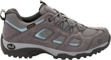 Jack Wolfskin Vojo Hike 2 Texapore Low - Tarmac Grey 6011 (4032396011)