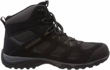 Jack Wolfskin Vojo Hike 2 Texapore Mid - Phantom 6350 (4032376350)