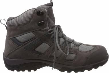 Jack Wolfskin Vojo Hike 2 Texapore Mid - Grey Tarmac Grey 6011 (4032376011)