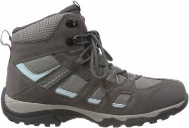 Jack Wolfskin Vojo Hike 2 Texapore Mid - Tarmac Grey 6011 (4032386011)