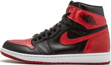 Air Jordan 1 Retro High - Black Red White