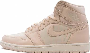 Air Jordan 1 Retro High - Pink (555088801)