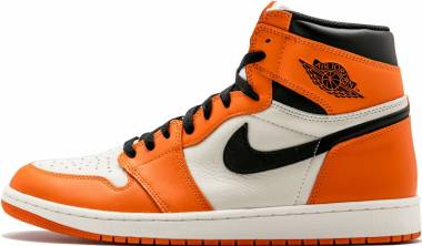 Air Jordan 1 Retro High - Orange (555088113)