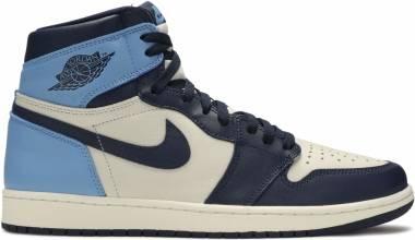 Air Jordan 1 Retro High - Blue (555088140)