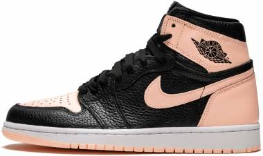 Air Jordan 1 Retro High - Black/Crimson Tint-white (555088081)