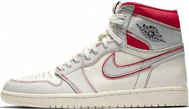 promo code 14d4f e68d4 Air Jordan 1 Retro High White Men