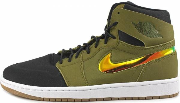 big sale a18e8 186a9 Air Jordan 1 Retro High Green