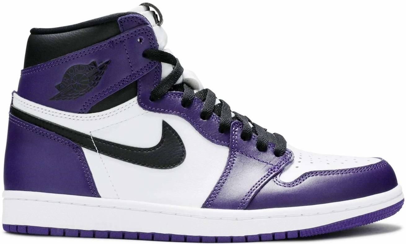 Purple Jordan basketball shoes   RunRepeat